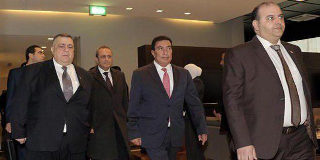 Photo of رئيس مجلس الشعب يصل الأردن للمشاركة في مؤتمر الاتحاد البرلماني العربي