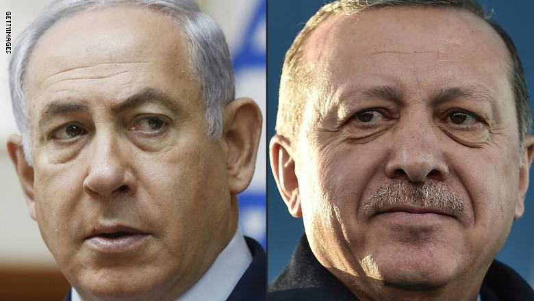 """Photo of عبر """"مسرحية التصريحات"""".. نتنياهو يساعد أردوغان على تعويم صورته لدى العالم العربي"""