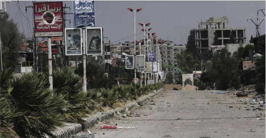 Photo of الوزة: توقف منح تراخيص البناء في حرستا