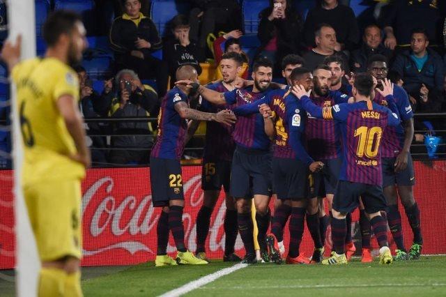 Photo of الدقائق الأخيرة تحسم قمة الكامب نو لصالح برشلونة