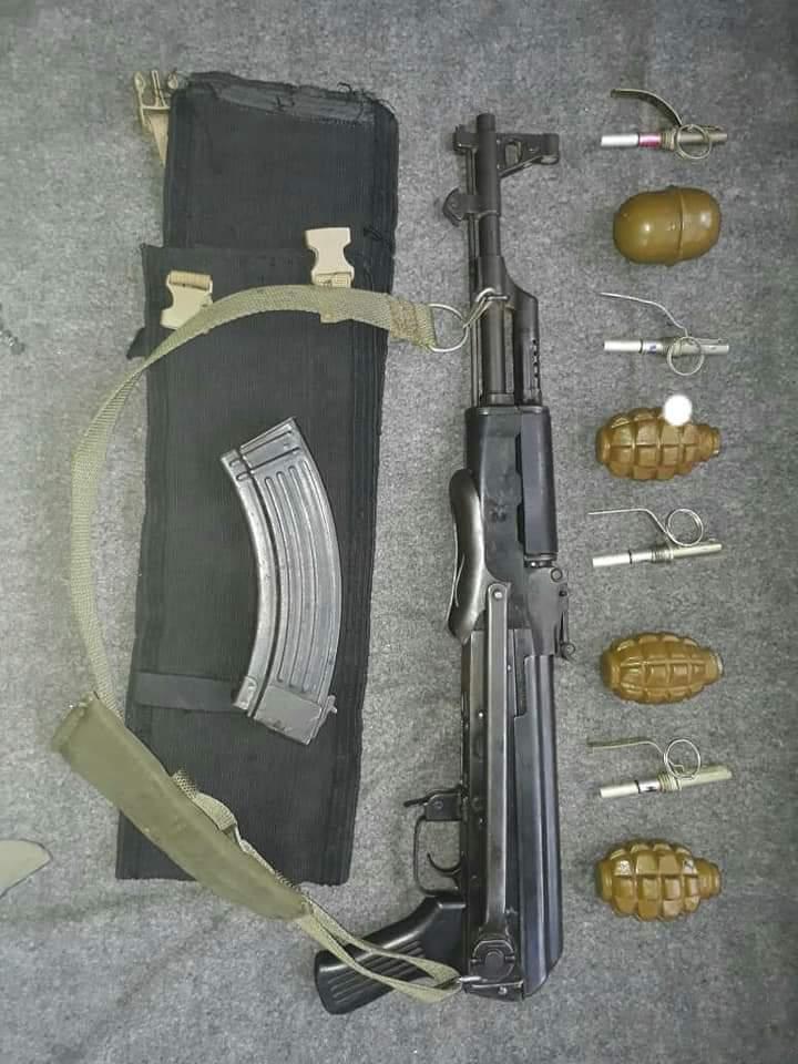 Photo of القبض على مجرمين خطرين بحماة ومصياف والغاب