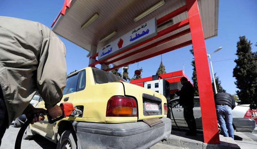 """صورة """"النفط"""" تحدد شريحة دعم البنزين لمختلف الآليات.. وسعر الحر 375 ليرة"""