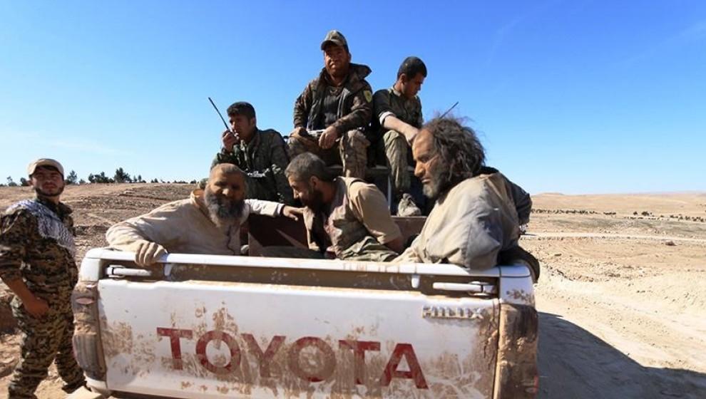 "Photo of ميليشيا ""قسد"" تكشف عدد عناصر ""داعش"" المحتجزين لديها"