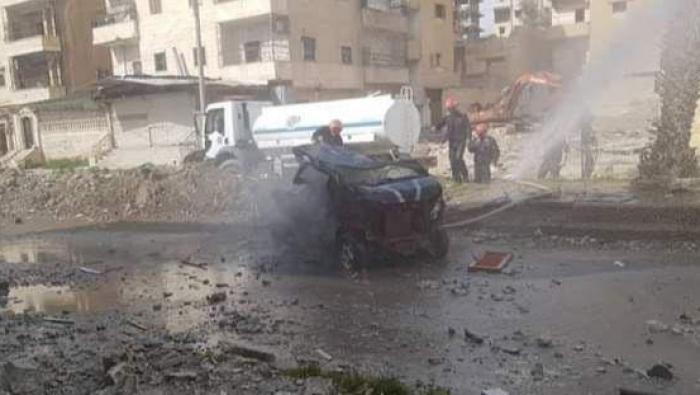 Photo of سلسلة انفجارات في الرقة تخلف عددا من الشهداء والجرحى