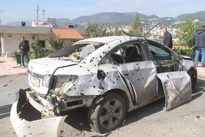 "Photo of استشهاد 5 مواطنين وإصابة 15 آخرين بصواريخ ""النصرة"" على مشفى مصياف"
