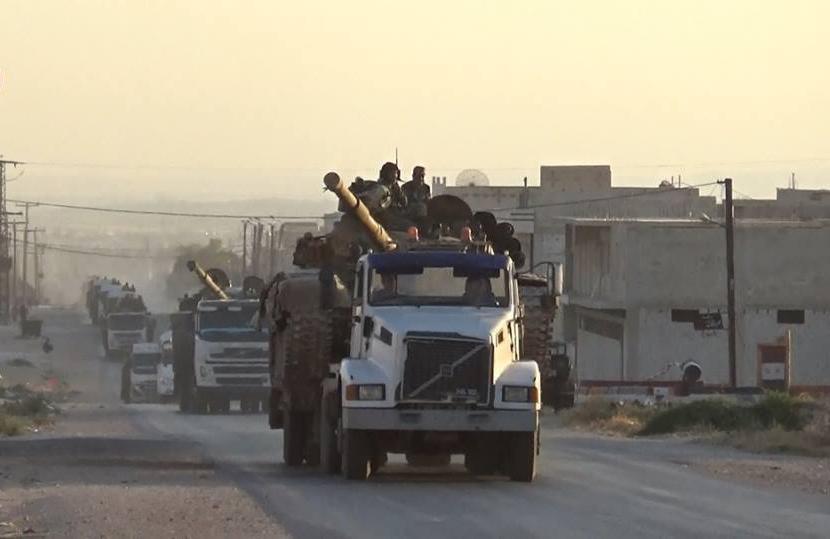 Photo of الخارجية الأمريكية تتخوف من هجوم الجيش السوري على الإرهابيين في إدلب