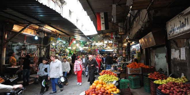 Photo of النداف يطالب تجار دمشق بالوفاء بوعدهم وخفض الأسعار