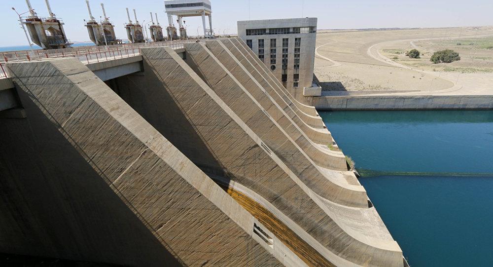 Photo of كهرباء سد الفرات تعود للشبكة العامة بعد 6 سنوات على فقدانها