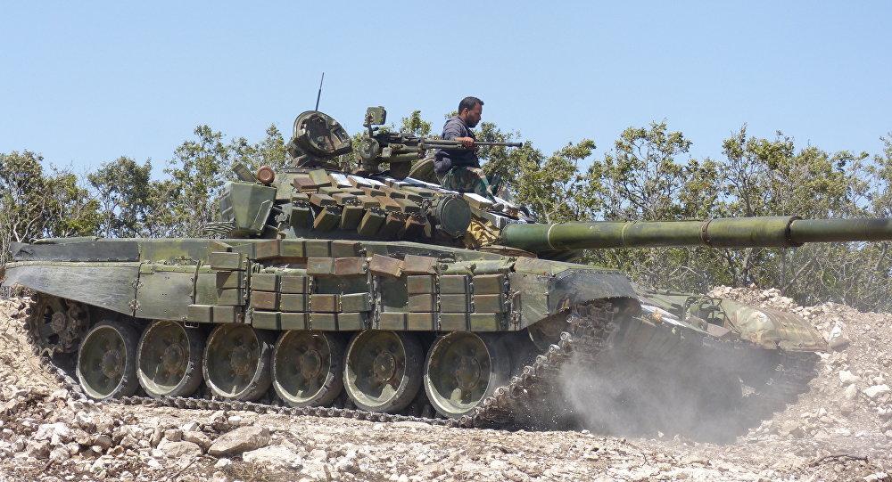"Photo of الجيش يصد هجوما معاكسا لـ""النصرة"" في ريف محردة"