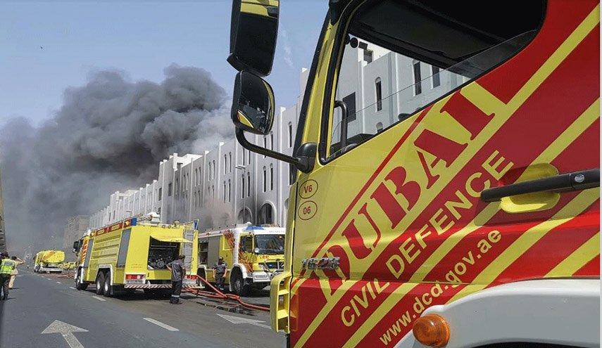 Photo of هجمات على 4 سفن في الفجيرة.. وحرائق ضخمة قرب مطار دبي!