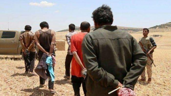 """صورة حملة اعتقالات جديدة تشنها """"قسد"""" ضد شبان الحسكة"""