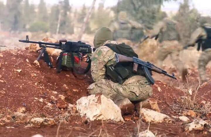 Photo of الجيش يرغم ميليشيات تركيا على الانسحاب من ٣ قرى احتلتها شمال حلب