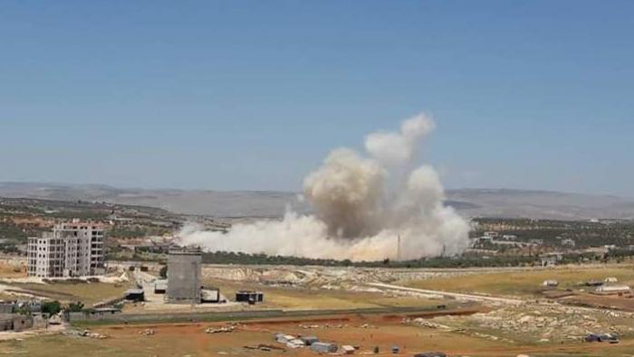 """Photo of ثلاثة تفجيرات تحصد رؤوس 8 عناصر من """"النصرة"""" في إدلب"""