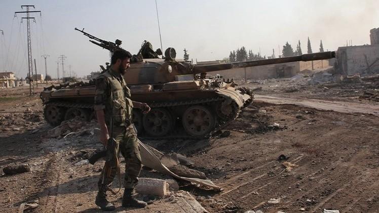 """Photo of الجيش يفشل مساعي """"النصرة"""" لإشغال جبهة شمال حلب"""