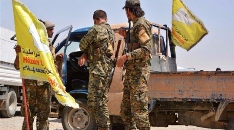 """صورة 6 قتلى من ميليشيا """"قسد"""" بتفجيرات ينفذها عناصر """"داعش"""""""