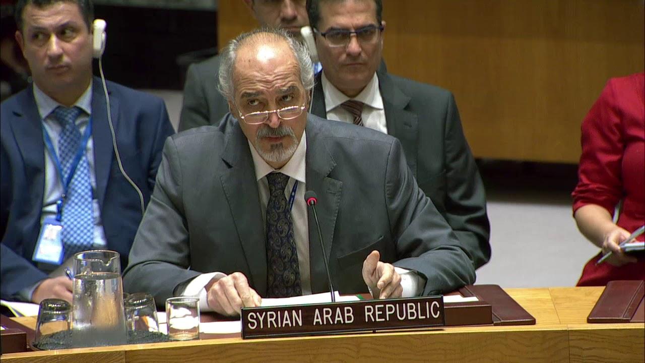 Photo of الجعفري يرد على الأمين العام: ما تشهده سورية ليس نزاعا بل حربا إرهابية عليها