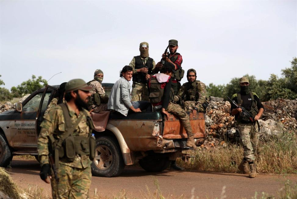 صورة الجيش السوري يسحق 140 إرهابيا على جبهات ريف حماة