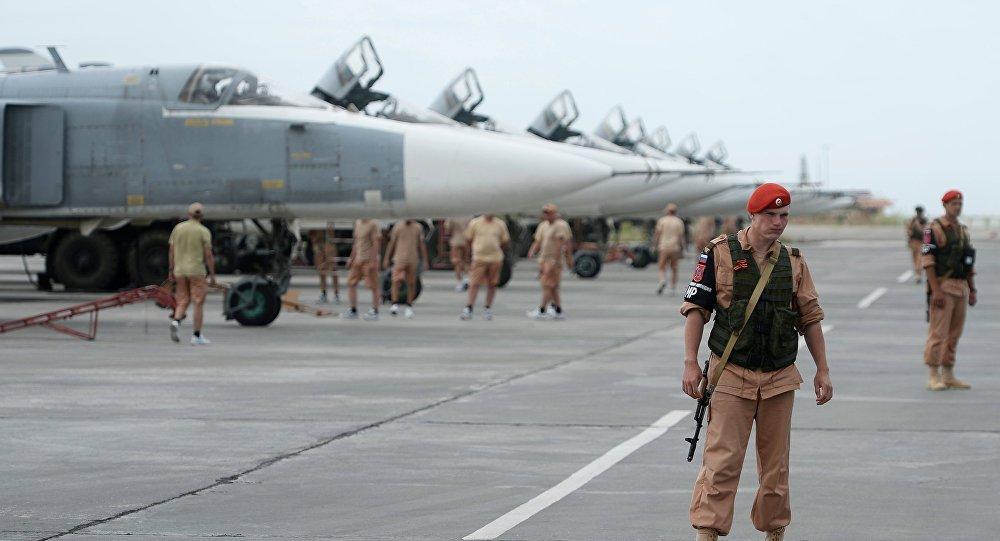 """Photo of دفاعات """"حميميم"""" تسقط طائرتين مسيرتين للإرهابيين"""