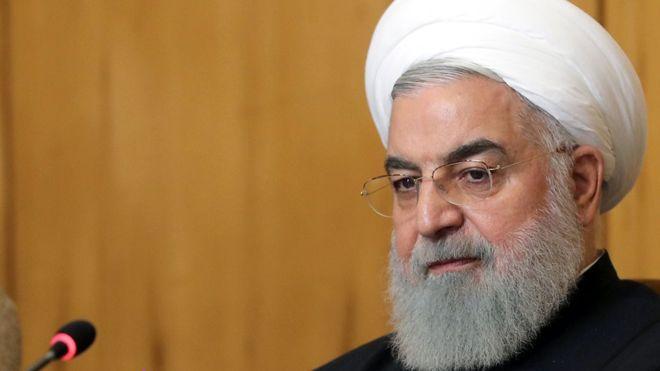 """Photo of روحاني: البيت الأبيض """"متخلف عقليا"""""""