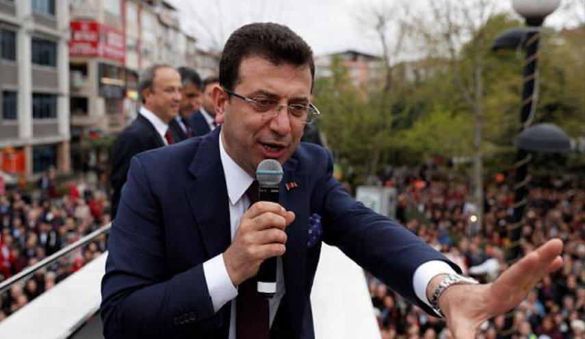 "Photo of رئيس بلدية اسطنبول الجديد يهاجم ""عهد أردوغان"""
