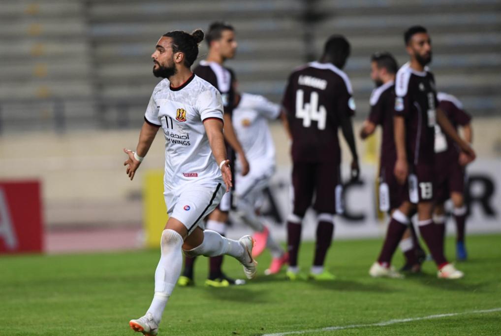 Photo of بعشرة لاعبين.. الجيش يسحق الجزيرة الأردني بثلاثية والواكد يسجل هدفا عالميا