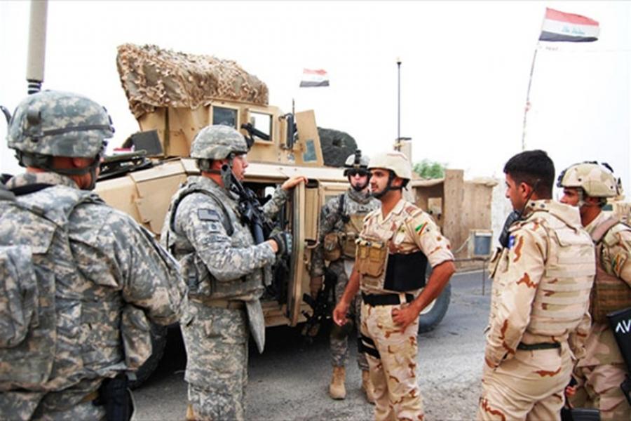"""Photo of إجلاء المئات من القوات الأمريكية في العراق بسبب """"تهديدات أمنية"""""""