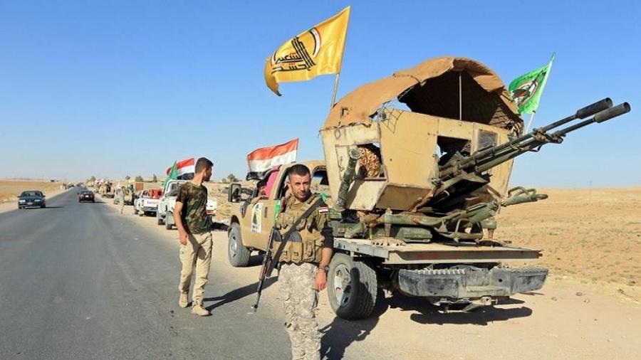 Photo of الحشد الشعبي ينفذ عملية انتشار واسعة على الحدود مع سورية