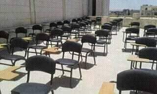 Photo of ما حقيقة تقديم الطلاب امتحاناتهم تحت الشمس في درعا؟