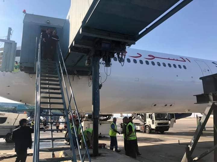 "Photo of اهتمام كبير بمطار دمشق الدولي وافتتاح قاعات ""VIP"" المأجورة ضمنه"