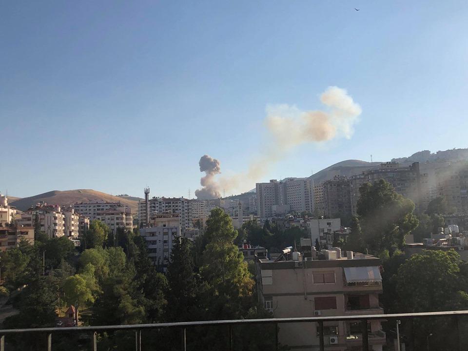 Photo of حقيقة الانفجار الذي وقع في منطقة دمر