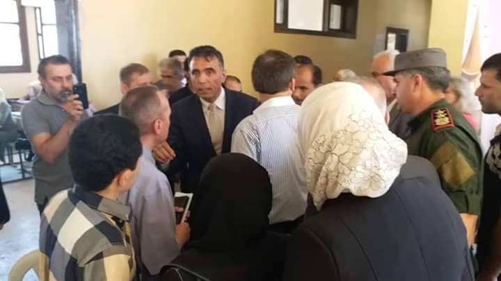 Photo of تغييرات قادمة في تربية حلب .. العزب يعفي عدة أشخاص نتيجة التقصير وضعف الأداء