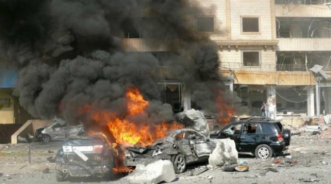 Photo of مفخخة في اعزاز تحصد العشرات