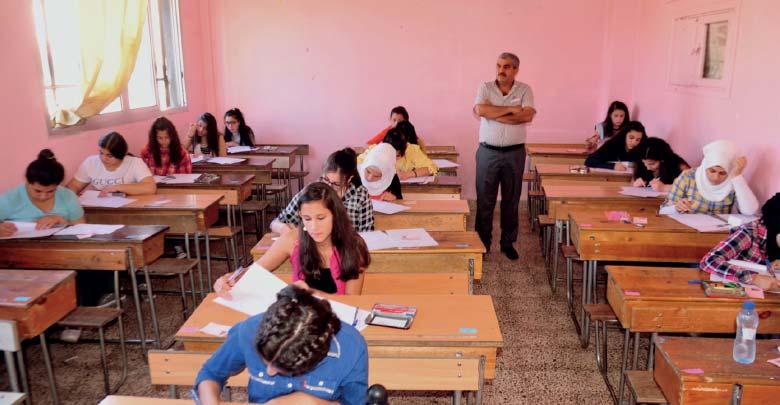 Photo of طلاب حماة: أسئلة التربية الوطنية سهلة