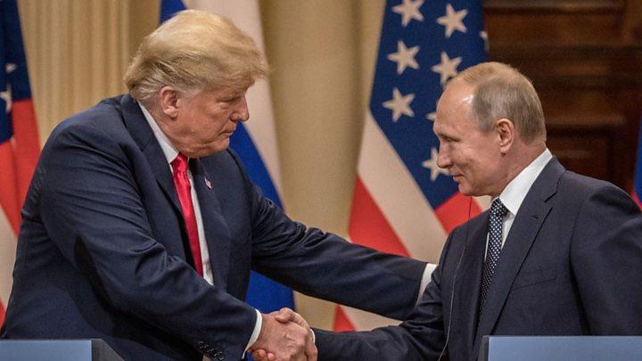 Photo of قمة أمريكية روسية قريبا في اليابان
