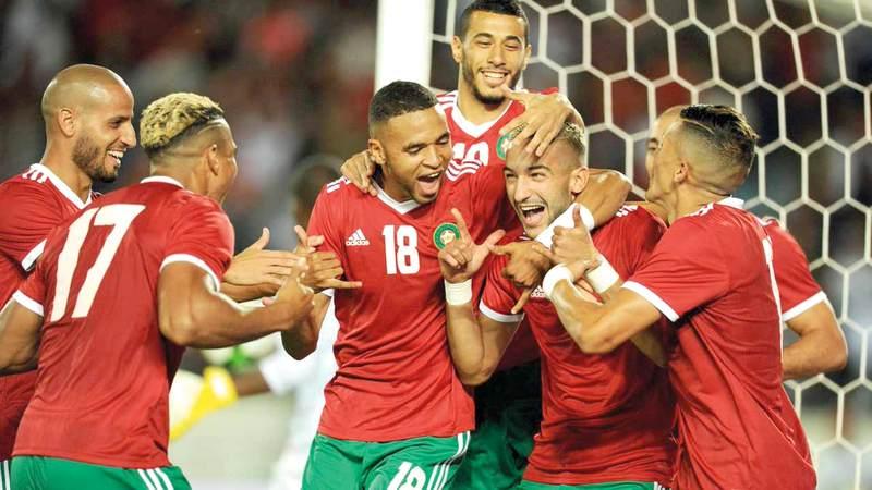 Photo of منتخب عربي ثان يجتاز العقبة الأولى في كأس الأمم الإفريقية