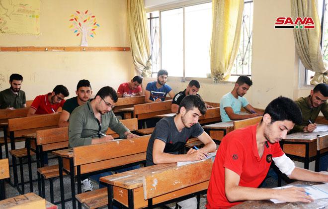 Photo of وزير التربية: لم نشهد في تاريخ سورية مثل هذا الرضى على الامتحانات