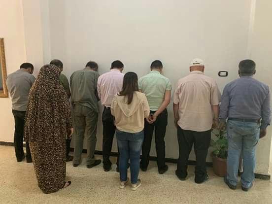 Photo of القبض على ٩ أشخاص في حلب بتهمة بيع منازل غيرهم