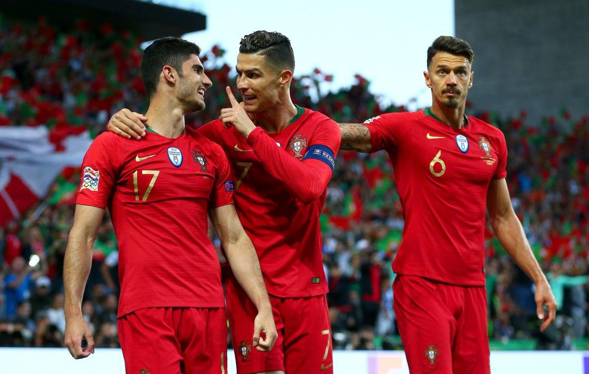 Photo of رونالدو يضيف كأس دوري الأمم الأوروبية الأولى إلى سجله التاريخي