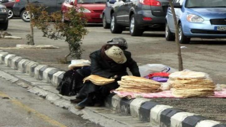 """Photo of التجارة الداخلية تلاحق """"بائعي الخبز"""" المتجولين في دمشق"""