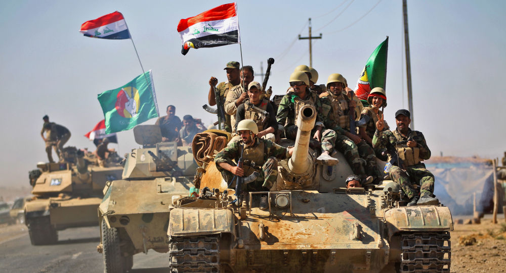 Photo of رئيس الوزراء العراقي يصدر قرارا هاما بشأن الحشد الشعبي