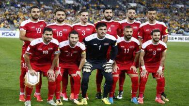 Photo of الإمارات بدلا عن ماليزيا أرضا بديلة للمنتخب السوري في التصفيات القادمة
