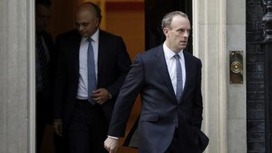 Photo of جونسون يختار وزير خارجية جديدا لبريطانيا