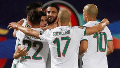 Photo of الجزائر تحسم لقب أمم أفريقيا من الدقيقة الأولى