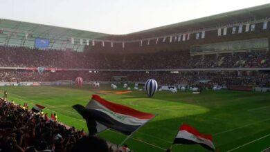 صورة لبنان يعذب العراق في افتتاح بطولة غرب آسيا
