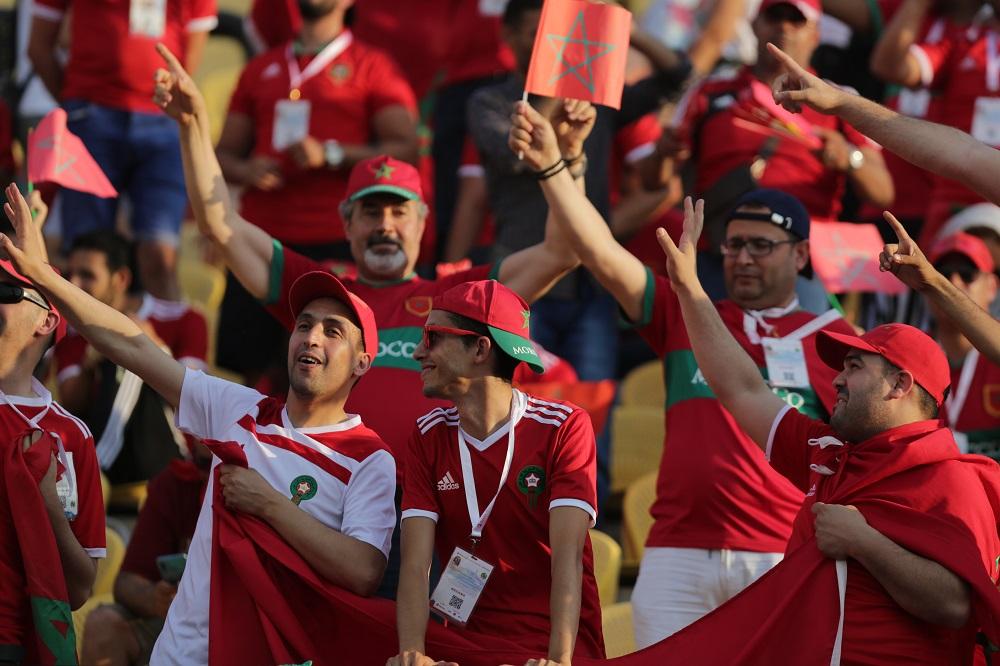 صورة بعد مصر.. المغرب تتصدر مجموعتها بالعلامة الكاملة