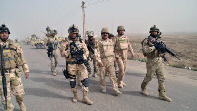 """Photo of القوات العراقية تبدأ عملية عسكرية لملاحقة """"الدواعش"""" حتى سورية"""