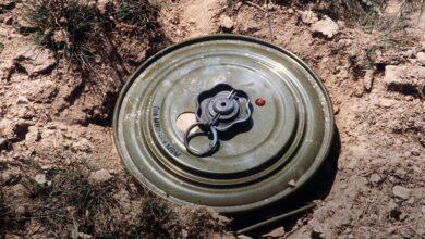Photo of ألغام الإرهابيين المزروعة في الغوطة الشرقية تودي بحياة 3 نساء