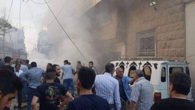 Photo of مفخخة في القامشلي تخلف إصابات وأضرارا مادية