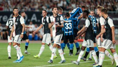 """صورة رونالدو يحدد """"المنافس الأصعب"""" ليوفينتوس في الدوري الإيطالي"""