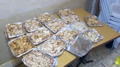 Photo of حماية المستهلك تضبط وجبات شاورما فاسدة في أحد مطاعم دمشق
